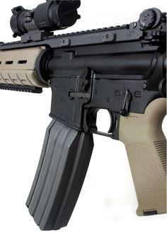 SureFire MAG5-60 60 Round 5.56mm Magazine.