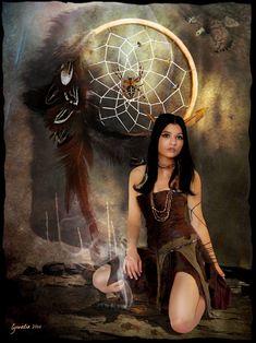 Spirit Paths by Cynnalia.deviantart.com on @deviantART