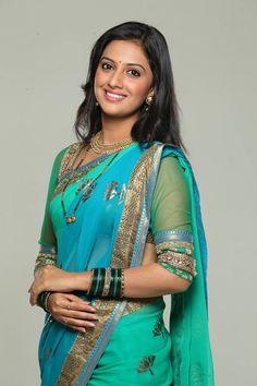 Tejashri Pradhan Marathi Actress,Photos,Biography,Wallpapers,filmography,Wiki,Birthdate, Ti sadhya Kay Karte actress Tanvi Janhvi, Images,Janvi,