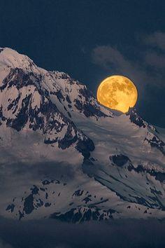 Mount Baker, WA ~ One of the beauties of Beautiful Washington <3