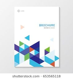 business brochure design Company Brochure Design, Graphic Design Brochure, School Brochure, Business Brochure, Mises En Page Design Graphique, Brochure Template, Ppt Template, Magazine Ideas, Cover Page Template