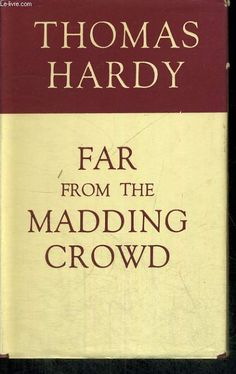 'Far from the Madding Crowd' by Thomas Hardy Far from the Madding Crowd is about an independent, beautiful woman who attracts three very different suitors: a shepherd, a sergeant, and a rich bachelor. The novel is about tough choices, the nature of relationships, and bouncing back from hardship. Carey Mulligan will make a great Bathsheba! Release date: May 1, 2015 Starring: Carey Mulligan, Michael Sheen, Matthias Schoenaerts, Tom Sturridge