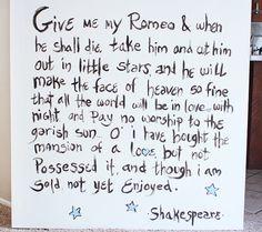 Shakespeare art