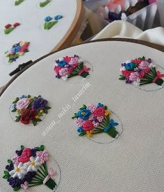Getting to Know Brazilian Embroidery - Embroidery Patterns Bullion Embroidery, Hand Embroidery Flowers, Embroidery Works, Learn Embroidery, Hand Embroidery Stitches, Embroidery Jewelry, Hand Embroidery Designs, Embroidery Techniques, Ribbon Embroidery