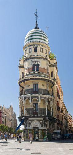 #Sevilla #Spain #Andalucia