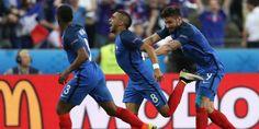 Berita Euro 2016: Gol Indah Payet Bawa Prancis Kalahkan Rumania 2-1 -  http://www.football5star.com/euro-2016/france/berita-euro-2016-gol-indah-payet-bawa-prancis-kalahkan-rumania-2-1/72603/