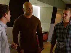 It Was SO Awesome To Be On Set For Parts Of This Episode! I Can't Wait To See It All Put Together! It's Going To Be Brilliant! :) *** NCIS: Los Angeles - The Fifth Man (Preview) ***