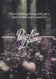 brendon urie, floral, p!atd, panic! at the disco, wallpaper, the ballad of monalisa