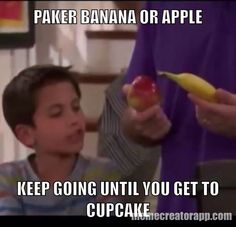 Its Parker not paker but yeah