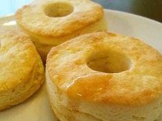 30分で朝食☆ケンタのビスケットスコーンの画像