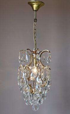 FREE EXPRESS DELIVERY Elegant Lustre Antique by Thechicchandeliers