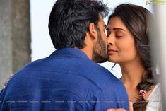 Cinema Takies: Telugu Movie Actress Payal Rajput Love Scene Stills Romantic Couple Kissing, Romantic Couples, Cute Couples, Actress Kiss, Couples Beach Photography, Photography Poses, Telugu Movies Download, Beautiful Heroine, Love Couple Photo