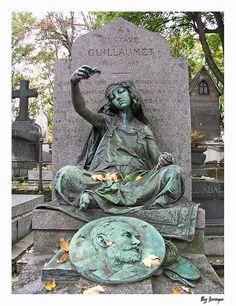 Cimetière de Montmartre, Gustave Guillaumet