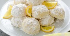 You will love this recipe for Meyer lemon Greek butter cookies. This easy lemon cookie recipe is the ...