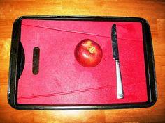 Praktický život - krájení nožem