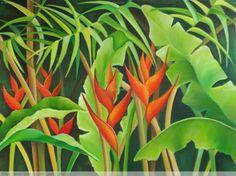 Eda Semlar (Esmeralda Salgado) - color tropical