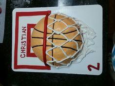 Basketball Cake Muffin, Basketball, Cakes, Breakfast, Food, Breakfast Cafe, Muffins, Netball, Essen