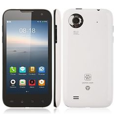 Beidou Hot Pepper M1Y Smartphone MSM8225Q Quad Core Android 4.1 4.5 Inch 3G GPS via Arnold's Premium Android Phones. Click on the image to see more!