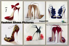 Sims 4 CC's - The Best: Fashion Shoes Pictures By Hoppel785
