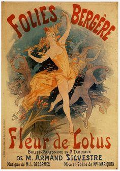 Folies Bergere / Fleur de Lotus
