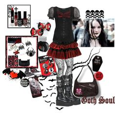 """I've always been strange...It's just my thing."" by octoburfrost on Polyvore…"