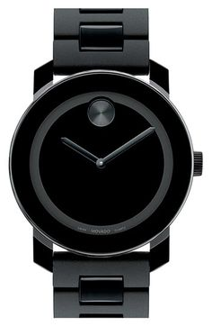 Check out my latest find from Nordstrom: http://shop.nordstrom.com/S/3172935  Movado Movado 'Large Bold' Bracelet Watch, 42mm  - Sent from the Nordstrom app on my iPhone (Get it free on the App Store at http://itunes.apple.com/us/app/nordstrom/id474349412?ls=1&mt=8)