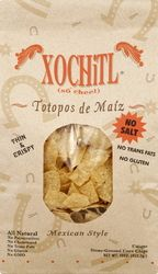These tortilla chips are to die for!!! Great for just dipping in salsa or making a taco salad!! Yummy! They sell them at Wegmans supermarkets :)