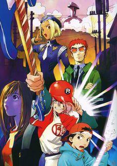 Old Anime & Cyberpunk Manga Art, Manga Anime, Anime Art, Furi Kuri, Old Anime, Kawaii, Neon Genesis Evangelion, Japanese Art, Fan Art