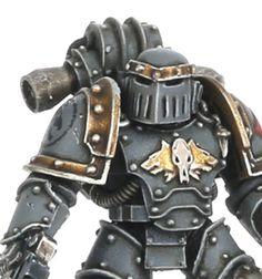 Battle Bunnies: Vlka Fenryka: Deciding on a colour scheme Warhammer 40k Space Wolves, Warhammer 40000, Fantasy Model, Wolf Spirit, Space Marine, Color Schemes, Miniatures, Minis, Cool Stuff