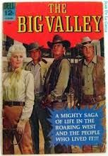 The Big Valley! I love this show❤ Western Comics, Old Comics, Vintage Comics, Vintage Tv, Comic Book Covers, Comic Books, Herbert Lom, Tv Westerns, Old Shows