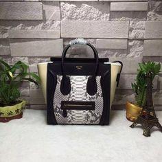 Celine Micro Luggage Handbag 100% Authentic 80% Off Celine Bag Sale 08b0c974bce96