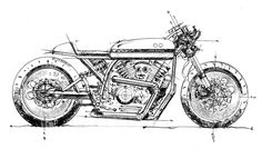 RocketGarage Cafe Racer: Son of Time
