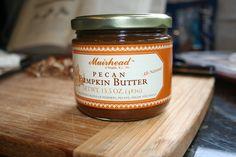 Pumpkin Pecan dip using Williams-Sonoma pumpkin butter.  To die for!
