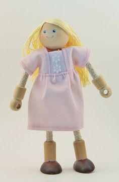 Cute doll house doll