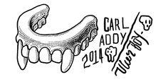The personal portfolio of Carl Addy / Ulcerboy. Personal Portfolio