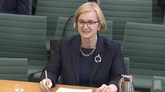 Ofsted's next head, Amanda Spielman, rejected by MPs By Katherine Sellgren BBC News education reporter. Amanda Spielman at Education Select Committee