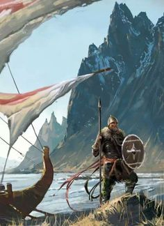 Viking Warrior/Explorer