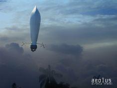 aelous airship travel / Christopher Ottersbach