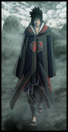 All rights go to le owner~ Amazing fan art~ Sasuke~<3