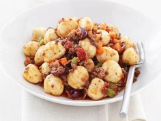 Get Gnocchi Nicoise Recipe from Food Network