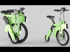 Top 5 bicicletas plegables impresionantes