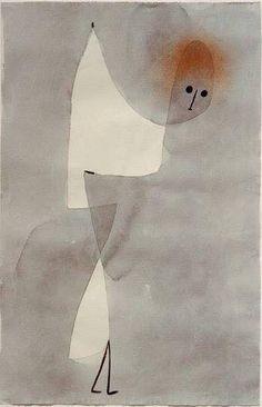 Paul Klee, Dance Position, 1935.