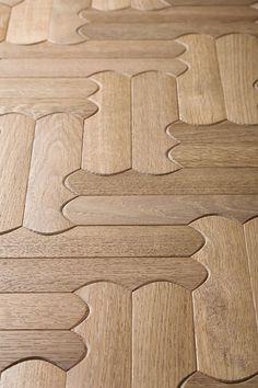 Pavimenti in legno Listone Giordano biscuit.