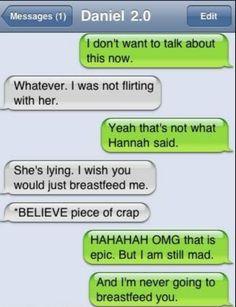 Believe or Breastfeed??