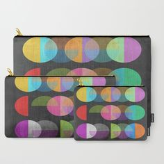 MOONS Carry-All Pouch Free Worldwide Shipping on Carry-All Pouches Today - Buy a Set of 3 and SAVE $16! use promo link https://society6.com/mirimo?promo=64Z2RBKDNB8H