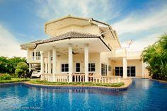 Luksusasumista itä-Pattayalla! #unelmatalot #thaimaa