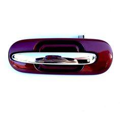 Mg zs Rover 45 Drivers Door Handle Metallic Red With Chrome Handle Free Post Chrome Handles, Door Handles, Click Photo, My Ebay, Honda, Metallic, Shop, Red, Door Knobs