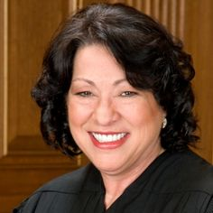 Sonia Sotomayor was born June 25, 1954, in the Bronx, New York. Her desire to be a judge was first inspired by the TV show Perry Mason. She graduated from Yale Law School and passed the bar in 1980. She became a  U.S. District Court Judge in 1992 and was elevated to the U.S. Second Circuit Court of Appeals in 1998. In 2009, she became the first Latina Supreme Court Justice in U.S. history.