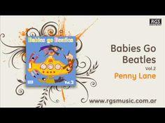 Babies Go Beatles Vol.2 - Penny Lane