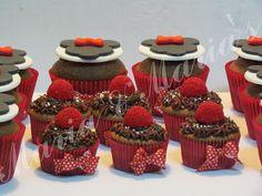 Cupcakes Maria & Maria's: Cupcake Minnie